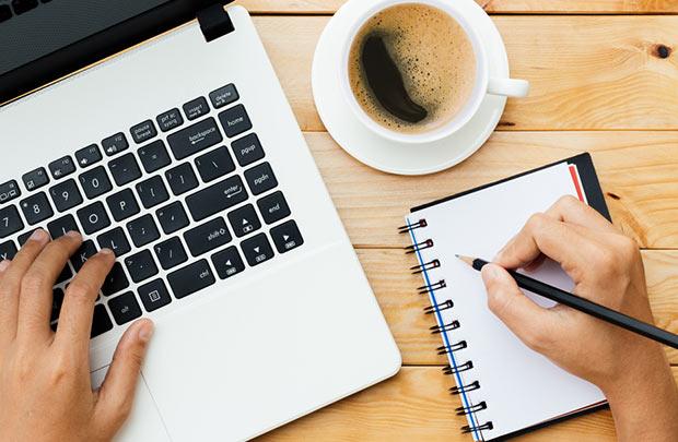 Writing & Blogging