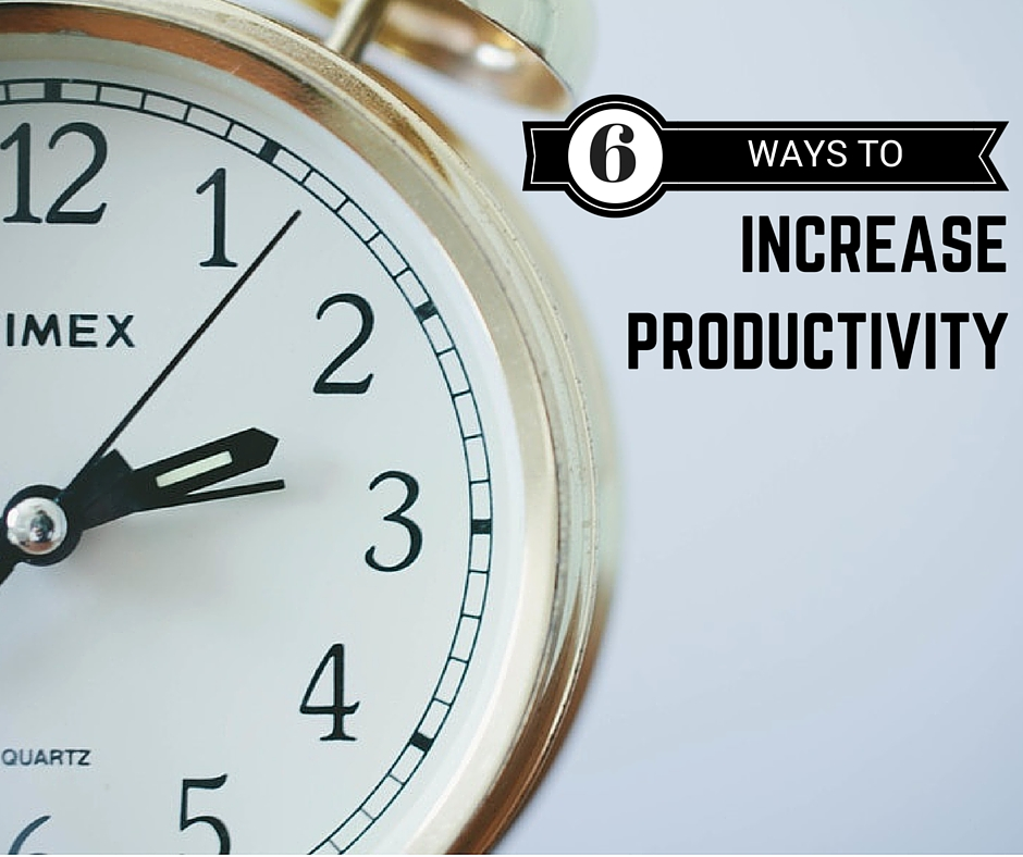 be-more-productive