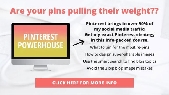 pinterest powerhouse ecourse