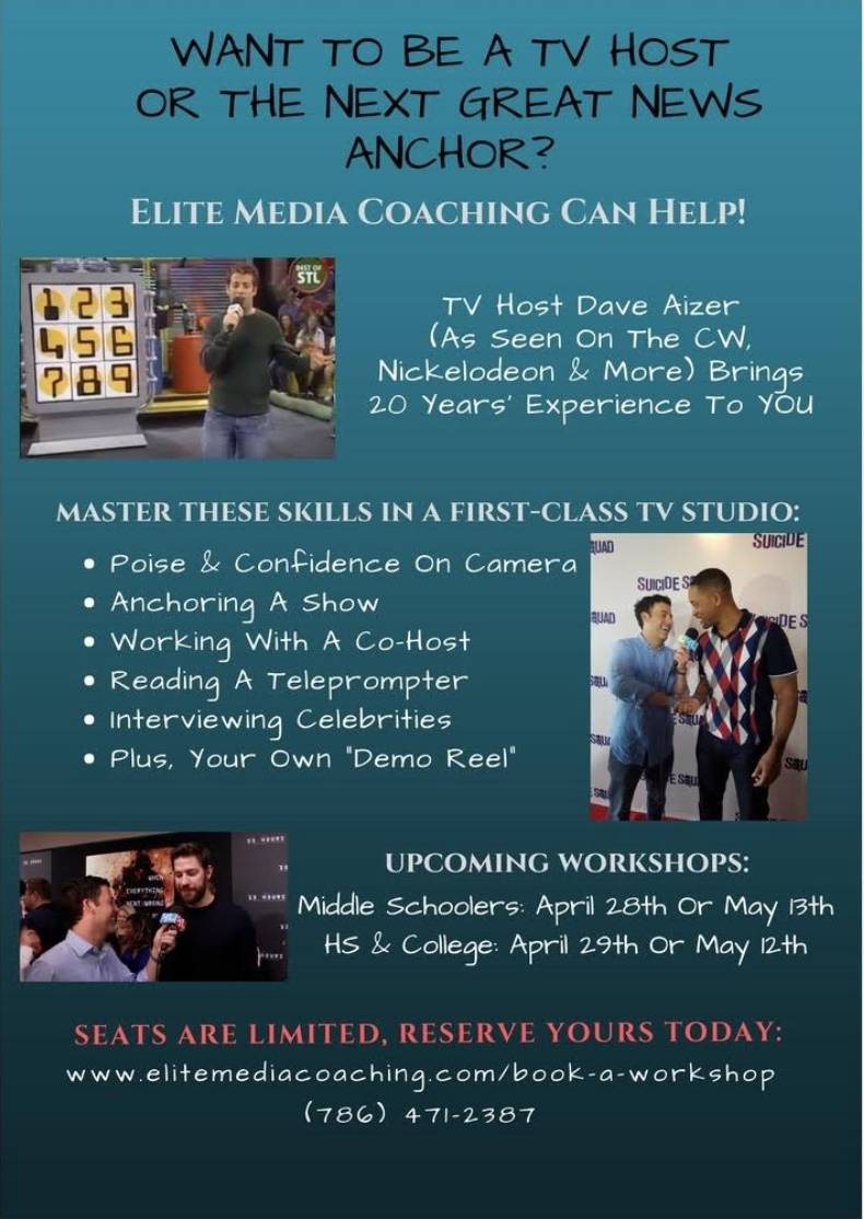 elite media coaching