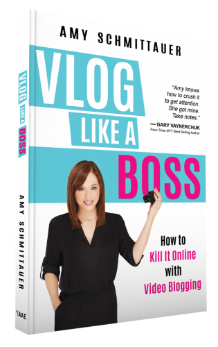 vlog like a boss amy landino