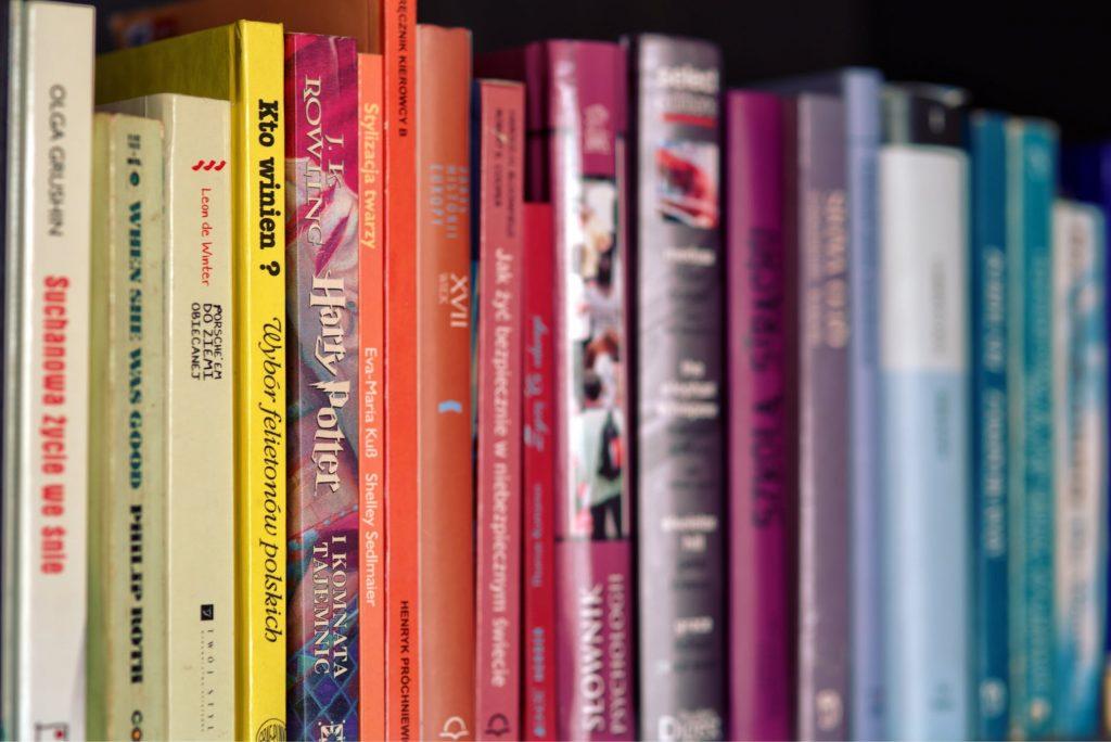 christina nicholson bookshelf