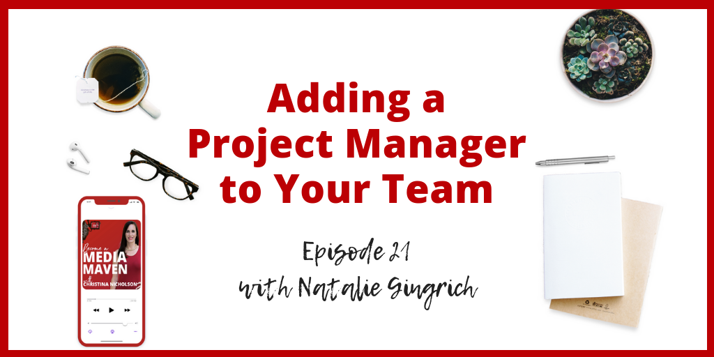 adding a project manager to your team