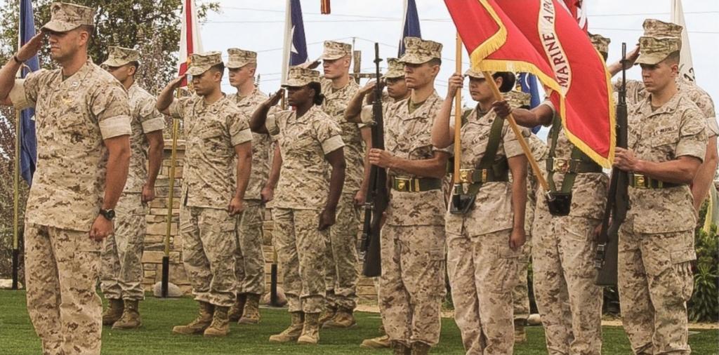 USMC leadership traits with Rich Cardona