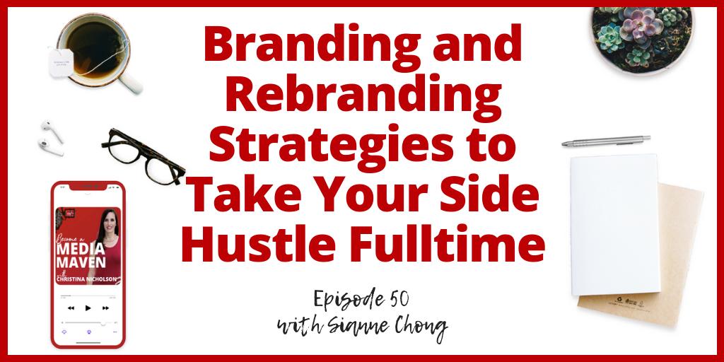 Branding and Rebranding Strategies