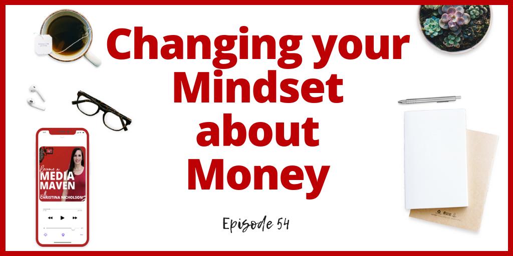 mindset about money