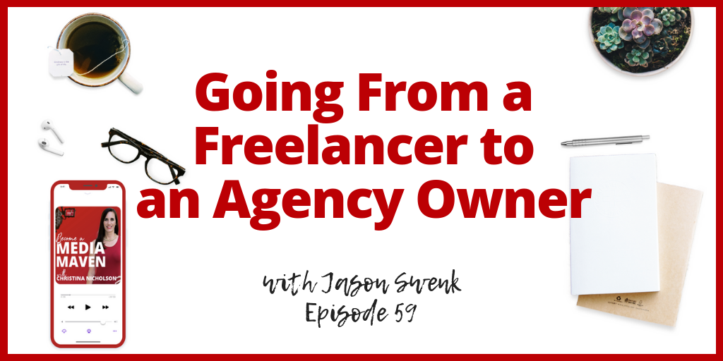Going From a Freelancer to an Agency Owner