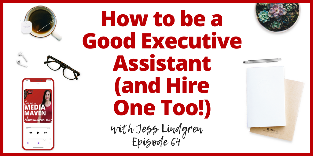 How to be a Good Executive Assistant