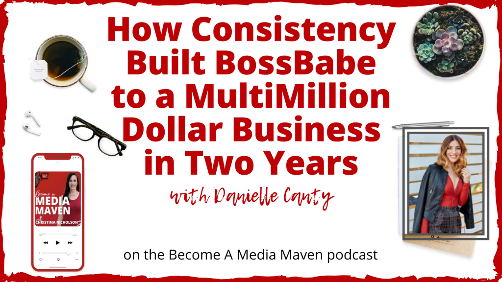 How consistency built BossBabe