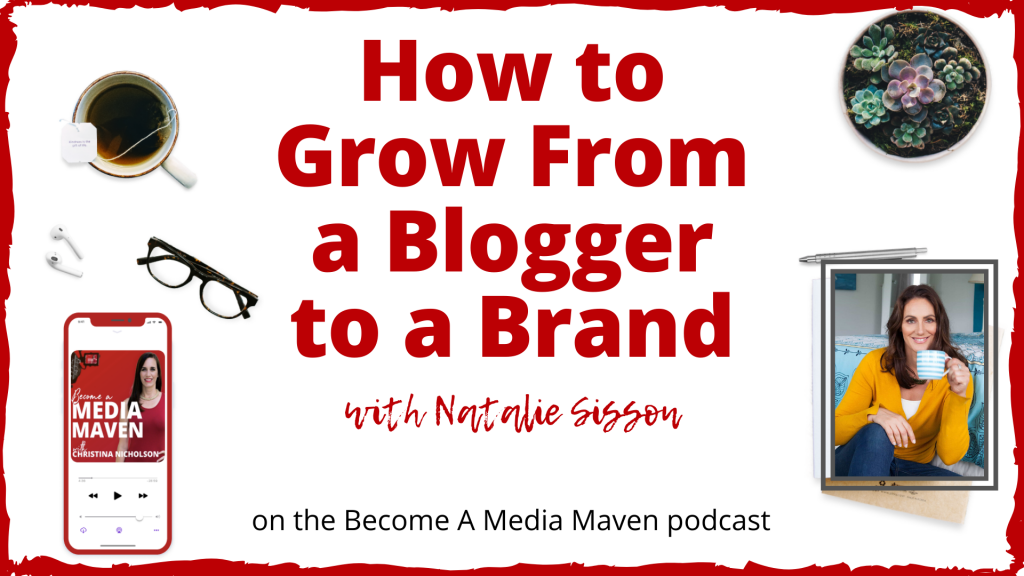 If you're a blogger or content creator and have your sights set on something bigger, like multiple revenue streams, then you're going to want to listen to this podcast episode.