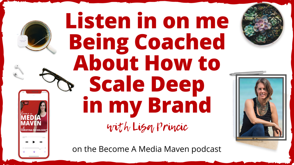 How to scale deep in my brand