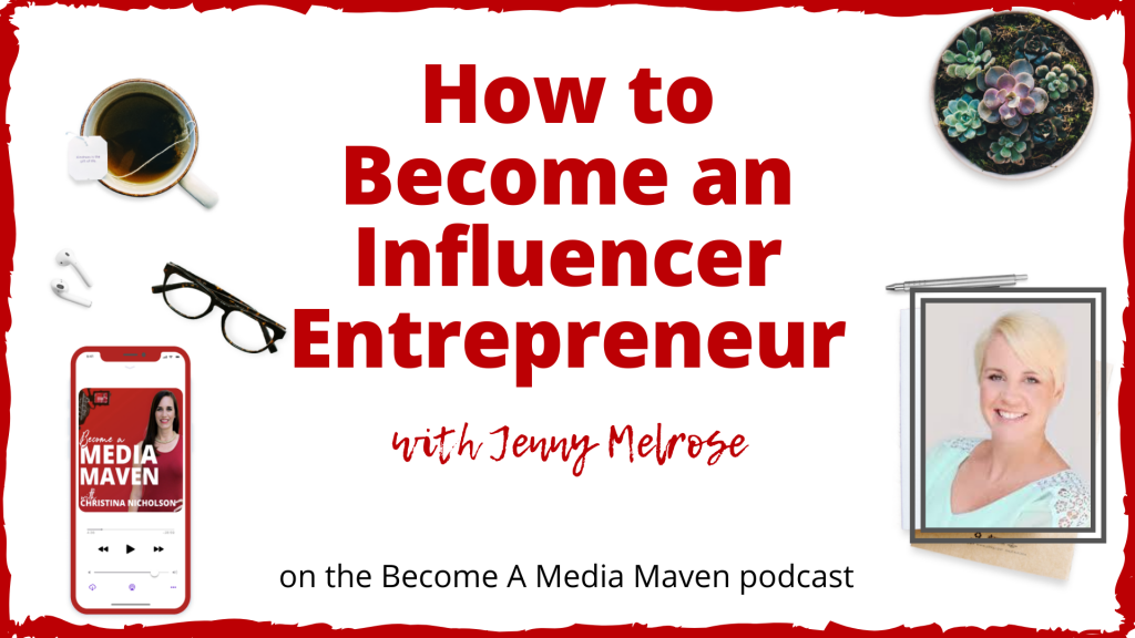 How to Become an Influencer Entrepreneur