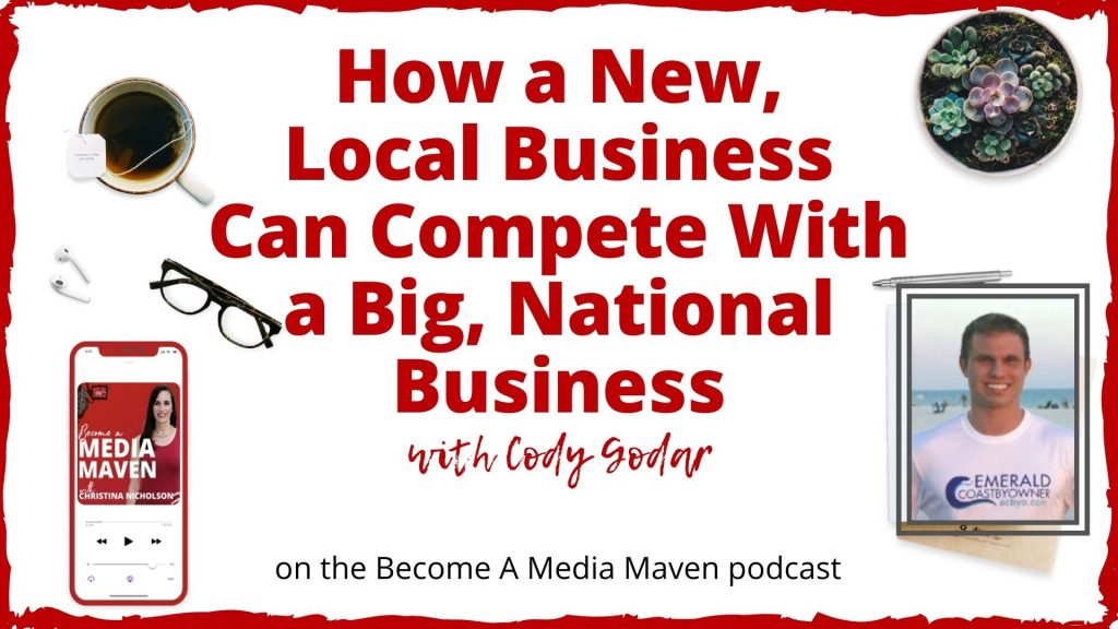 How a New, Local Business Can Compete With a Big, National Business