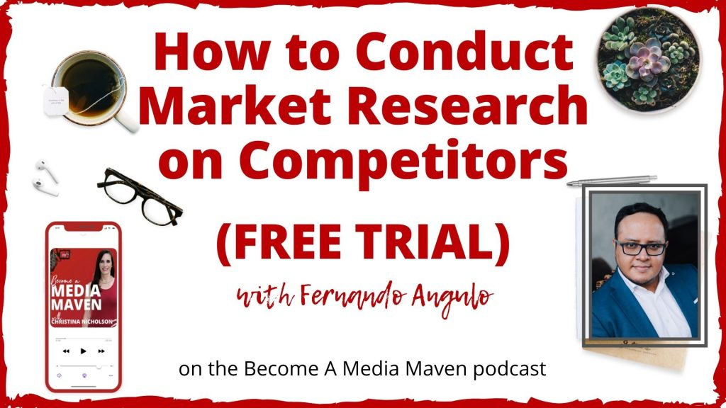 How to Conduct Market Research on Competitors FREE TRIAL