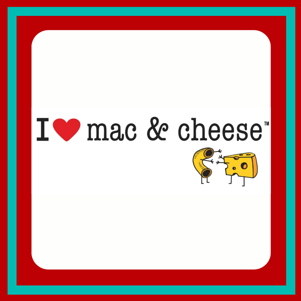 i heart mac and cheese in the media